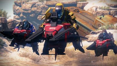 Destiny December Update now live, here are the details