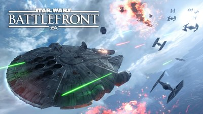 Here's how the battle between the Rebels and Empire is shaping up in Star Wars Battlefront