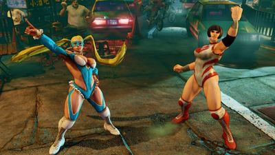 Street Fighter 5 developer explains why R.Mika buttslap was removed