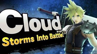 Final Fantasy 7's Cloud to be detailed next week in final Super Smash Bros. dedicated Nintendo Direct