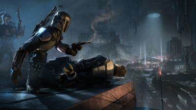 Lucasfilm still considering Star Wars 1313 for development