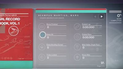 Uh oh, a Destiny bug allows people to complete SRL Record Book quests without purchase