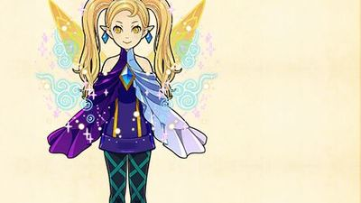 Grow your own Fairy in Hyrule Warriors Legends, bring her into battle