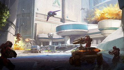 Halo 5 Cartographer's Gift REQs revealed