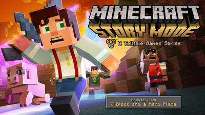 Minecraft Story Mode episode 4 gets release date