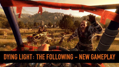 Watch 11 minutes of new Dying Light: The Following gameplay