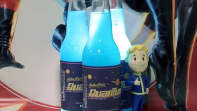 Jones Soda's Fallout 4 Nuka Cola Quantum is returning to Target