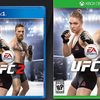 Conor McGregor joins Ronda Rousey on cover of EA Sports UFC 2
