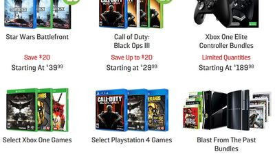 GameStop has big discounts this week for you last-minute shoppers