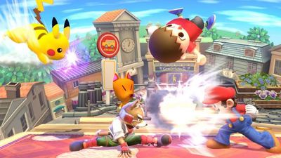 Super Smash Bros. for Wii U/3DS 'DLC is coming to an end,' says game director