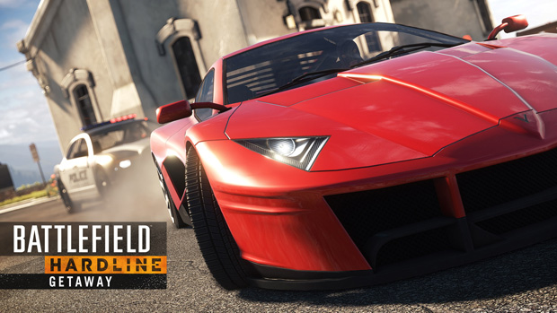 Battlefield Hardline: Getaway screenshot