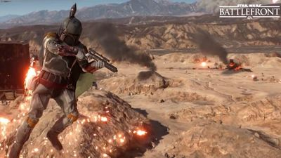 Boba Fett gets nerfed in Star Wars Battlefront Xbox One, PS4 patch
