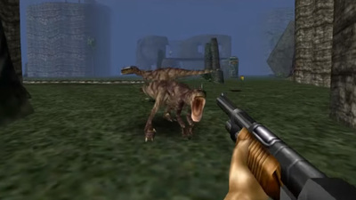 Turok remaster gets release date, new dino-fueled trailer