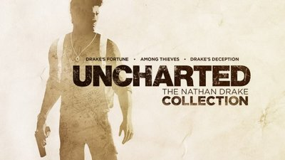 Uncharted: The Nathan Drake Collection is going for $25.99