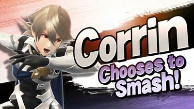 Corrin from Fire Emblem Fates revealed for Super Smash Bros for Wii U/3DS