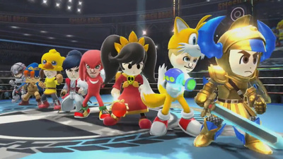 Final Super Smash Bros. Mii Fighter outfits revealed