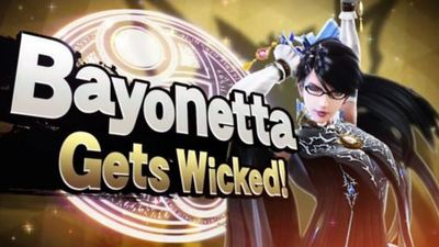 Bayonetta revealed as final DLC fighter for Super Smash Bros. for Wii U/3DS