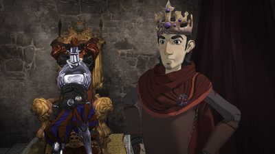 King's Quest Chapter 2: Rubble Without a Cause available today