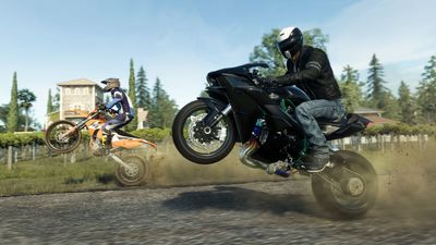The Crew might just be one of the better racing games this year, finally
