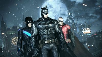 Best Games of 2015: Batman: Arkham Knight
