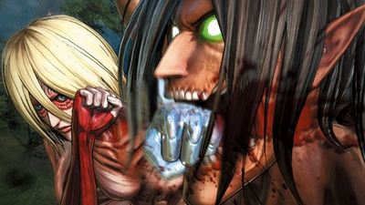 New screenshots show off playable titans in PlayStation exclusive Attack on Titan game