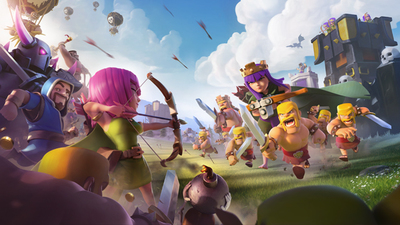 Clash of Clans update fixes Town Hall 11 bugs