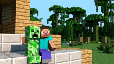 Minecraft's latest console update is absolutely gigantic