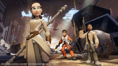 Best Games of 2015: Disney Infinity 3.0
