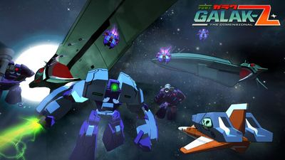 Best Games of 2015: Galak-Z: The Dimensional