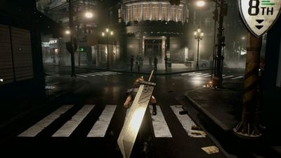 Sqaure Enix knows how many parts Final Fantasy 7 Remake will be, just won't say it