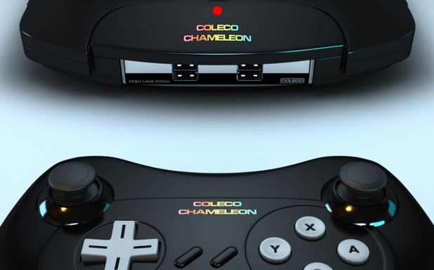 Retro VGS Returns As Coleco Chameleon Console
