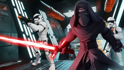 The Force Awakens with new Disney Infinity 3.0 playset