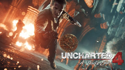 New Uncharted 4: A Thief's End trailer to play before Star Wars: The Force Awakens