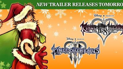 New Kingdom Hearts trailer dropping today