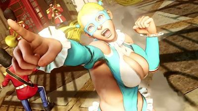 Street Fighter V confirmed for PC with controller support