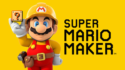 Best Games of 2015: Super Mario Maker