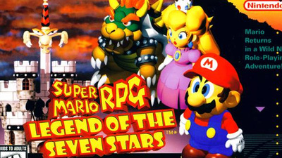 Super Mario RPG headed to Wii U