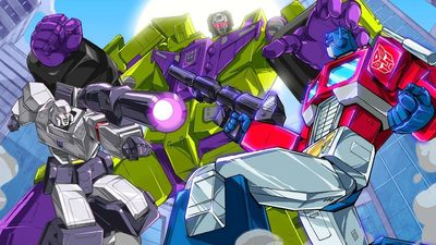 Best Games of 2015: Transformers Devastation