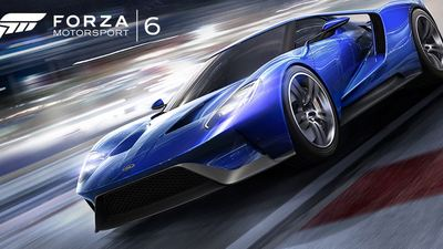 Best Games of 2015: Forza Motorsport 6