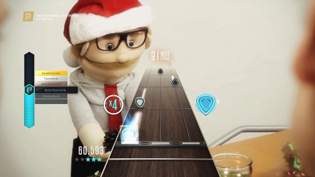 Guitar Hero Live GHTV adds two Christmas-themed Shows