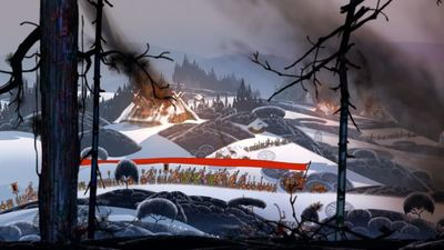 The Banner Saga announced for Vita