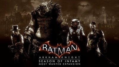 Batman Arkham Knight: Season of Infamy review