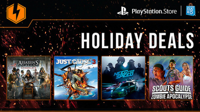 Sony's last PlayStation Flash Sale of the year is here