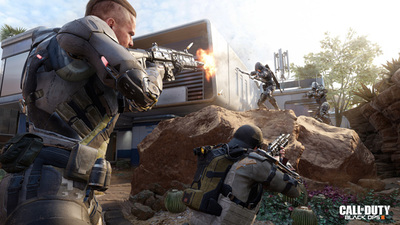 Call of Duty: Black Ops 3 tops Amazon's holiday best-sellers list