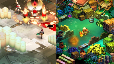 Latest Bastion, Transistor sales revealed