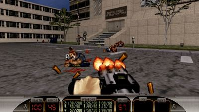 GOG holds farewell sale for Duke Nukem games