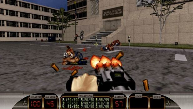 Duke Nukem classics being removed from GOG store, going on sale