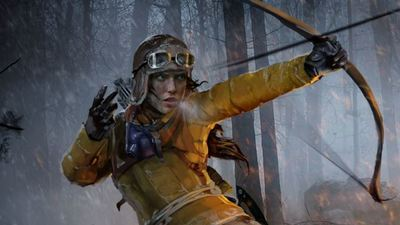 Take the ultimate 'Woman vs. Wild' challenge in the new Rise of the Tomb Raider DLC