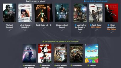 Humble Square Enix Bundle now contains even more games