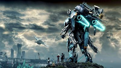 Best Games of 2015: Xenoblade Chronicles X